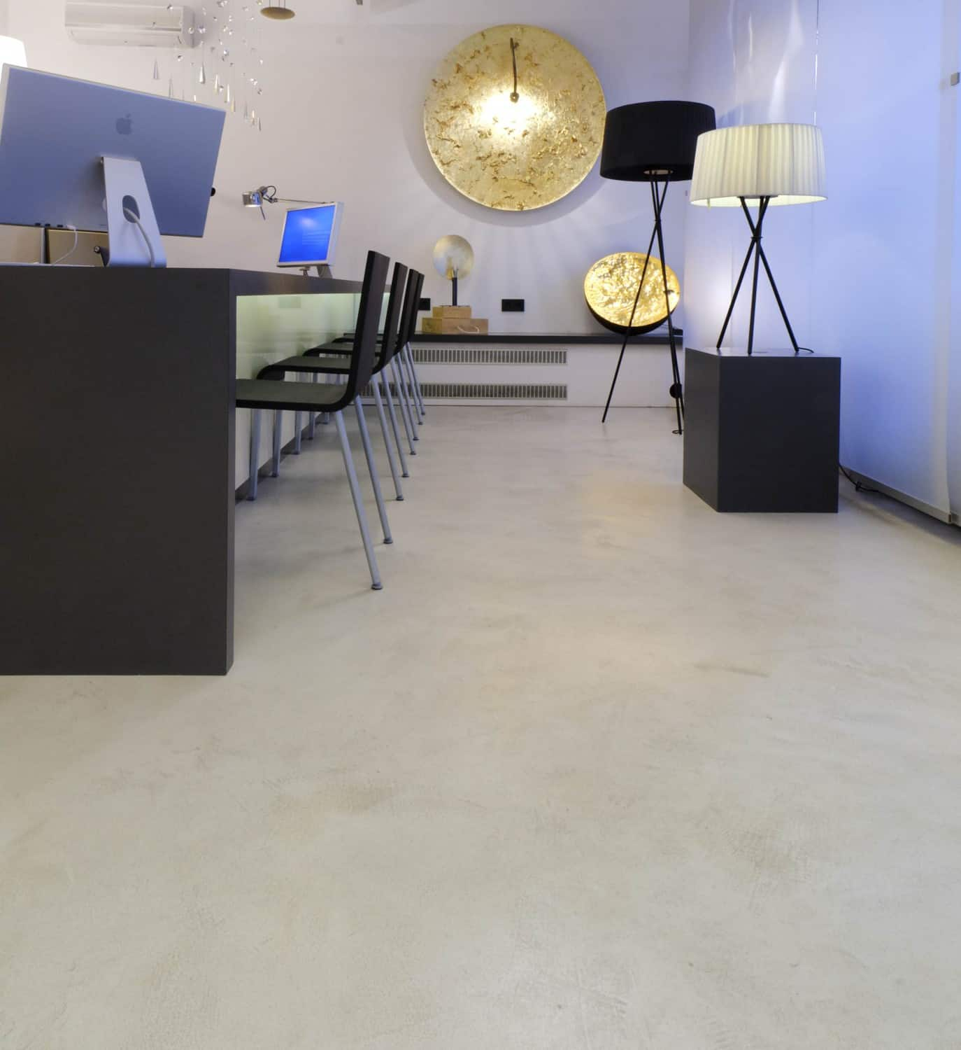 Pandomo Loft Polished Concrete