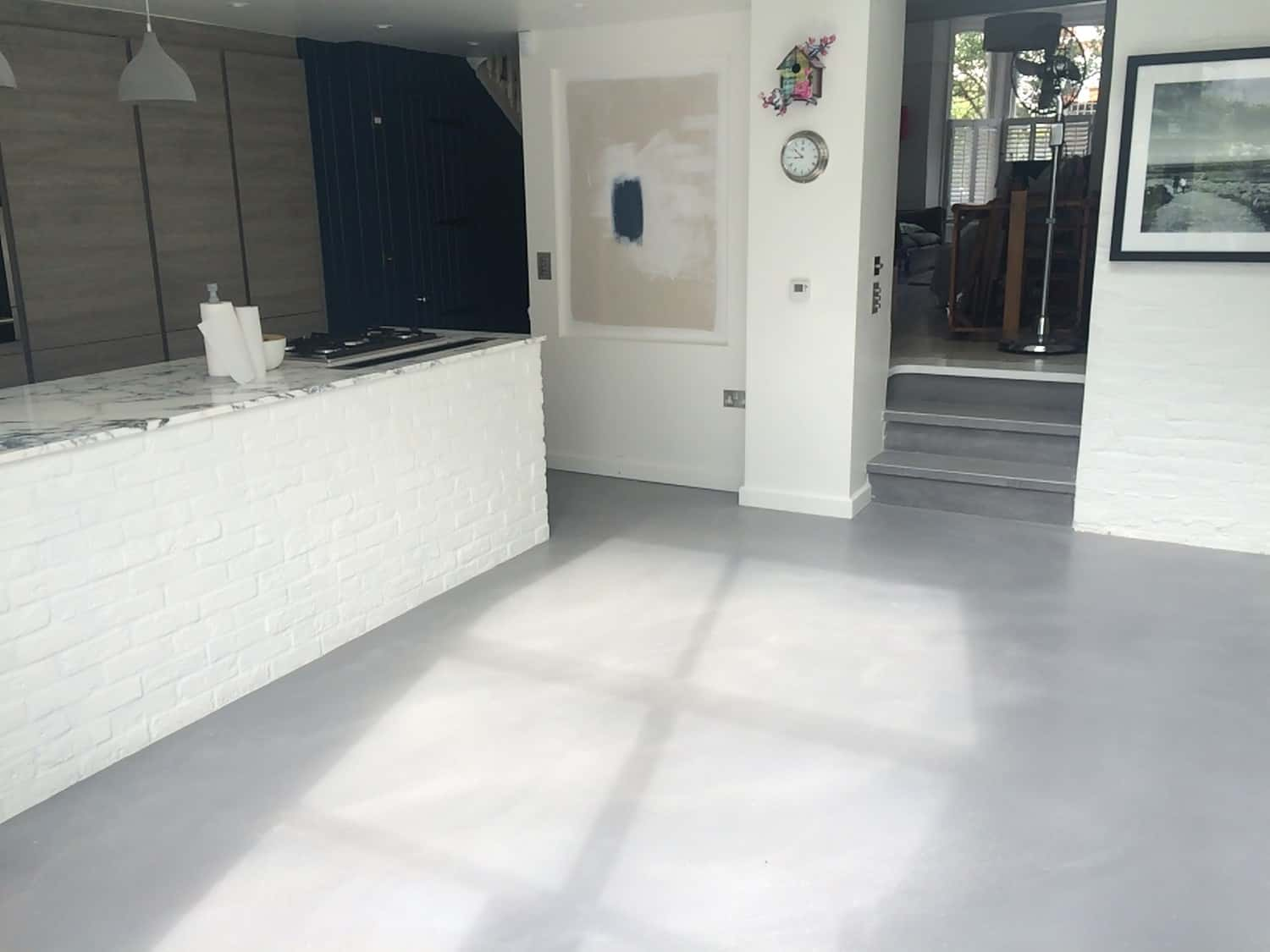 Seamless Floor Seamless Polished Concrete Floors