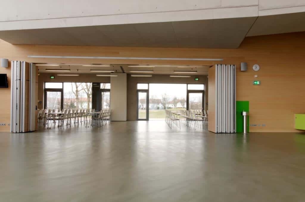 FloorPlus Wirtschaftsschule