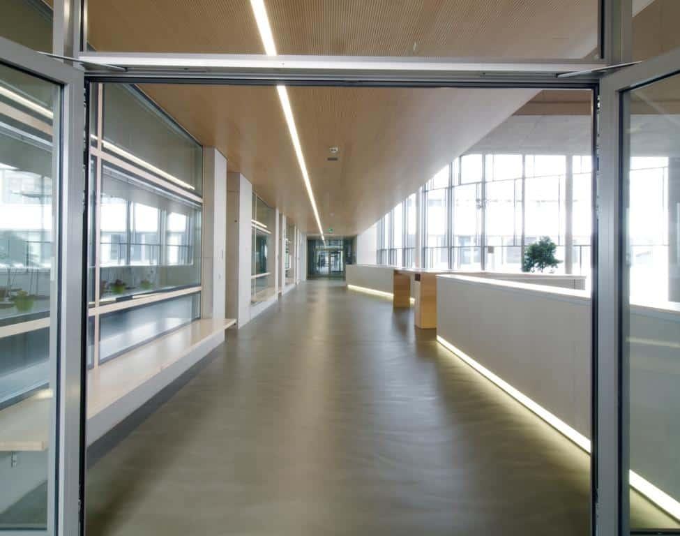 Cooly elegant interior