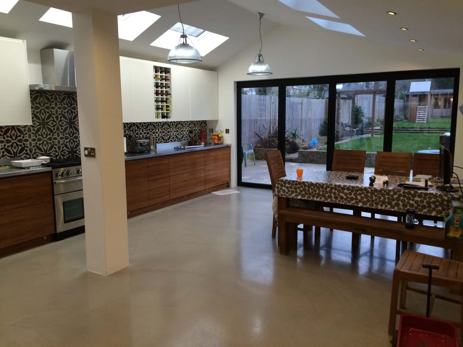 Recent project in West Dulwich