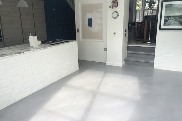 View Kitchen-Diner Seamless Floor
