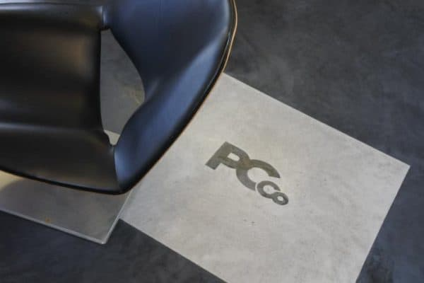 View New Polished Concrete Showroom in London