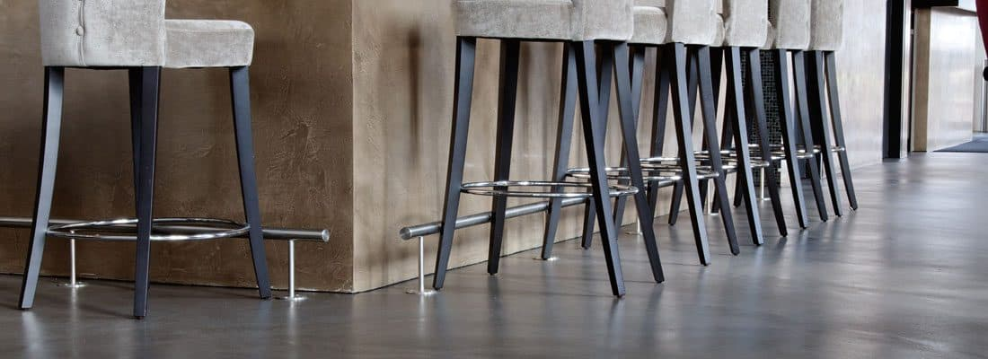 Concrete finishes for commercial and residential floors
