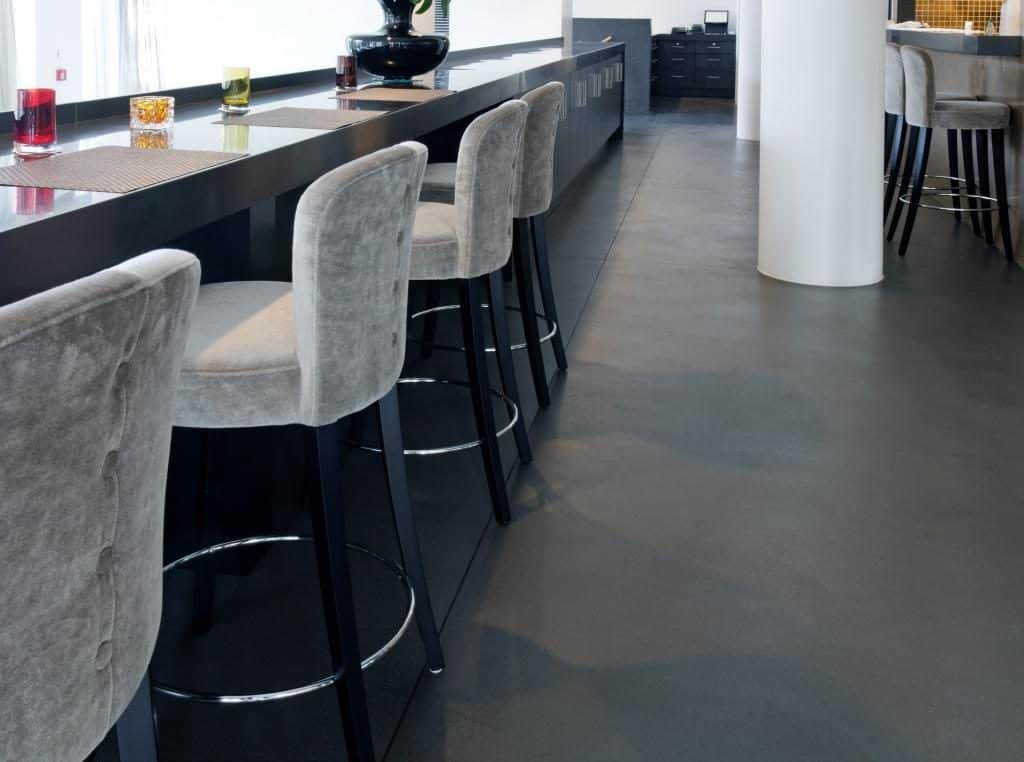 Overlay Concrete Finishes