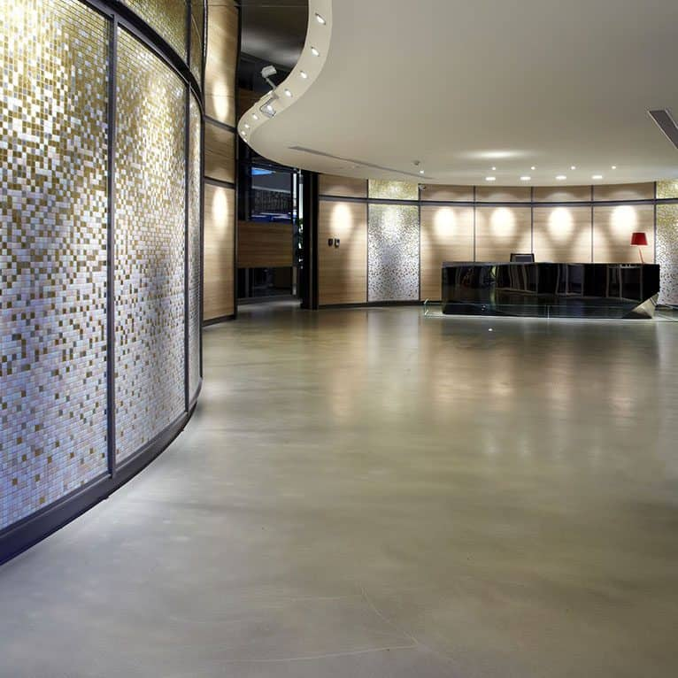 Commercial Flooring by Polished Concrete Co