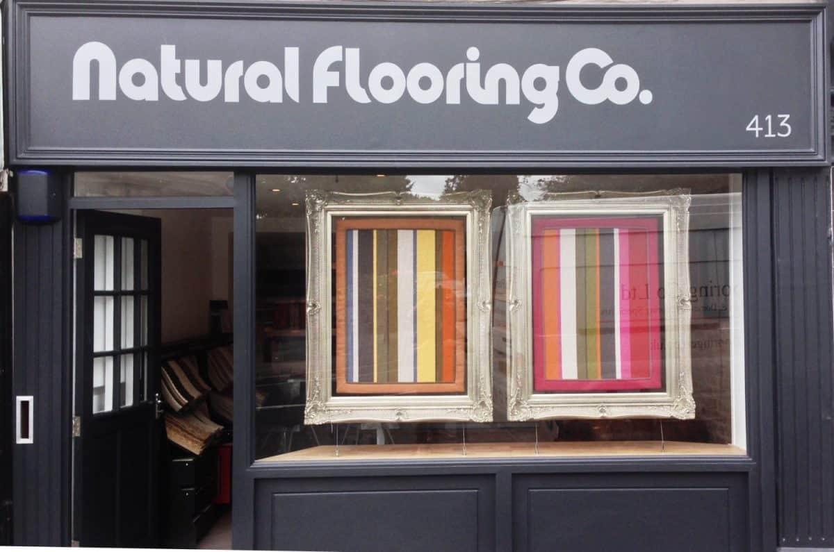 Natural Flooring Co Shop