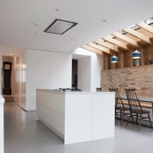 Seamless Flooring
